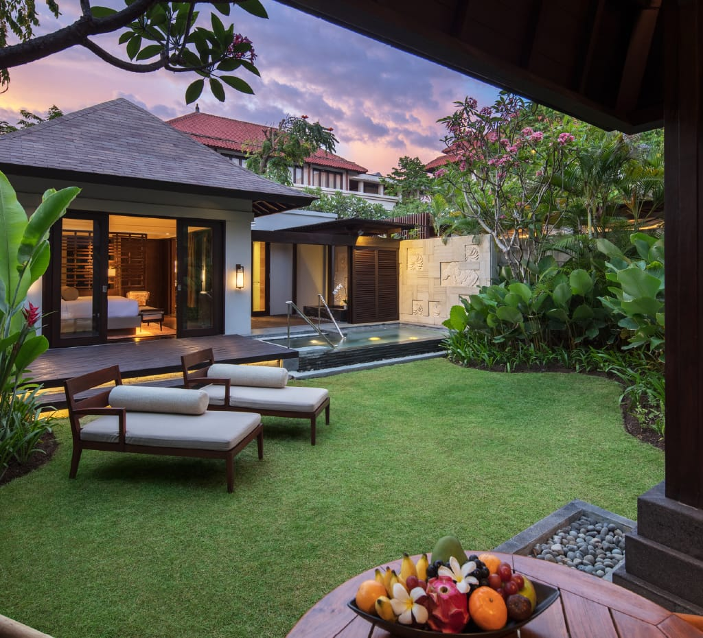 Book A Luxury Villa At Conrad Bali