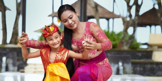 Family Friendly Resort Conrad Bali Kura Kura Kids Club